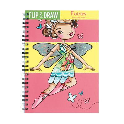 Fairies Flip & Draw By Wood, Katie (ILT)